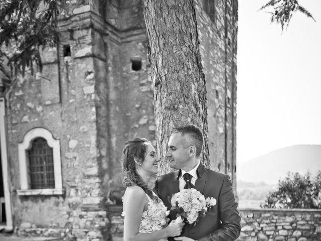 Il matrimonio di Alessandro e Chiara a Settala, Milano 256