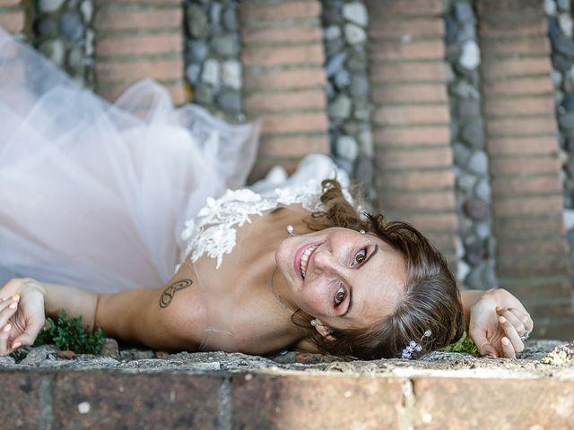 Il matrimonio di Alessandro e Chiara a Settala, Milano 257