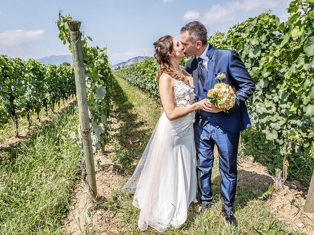Il matrimonio di Alessandro e Chiara a Settala, Milano 262