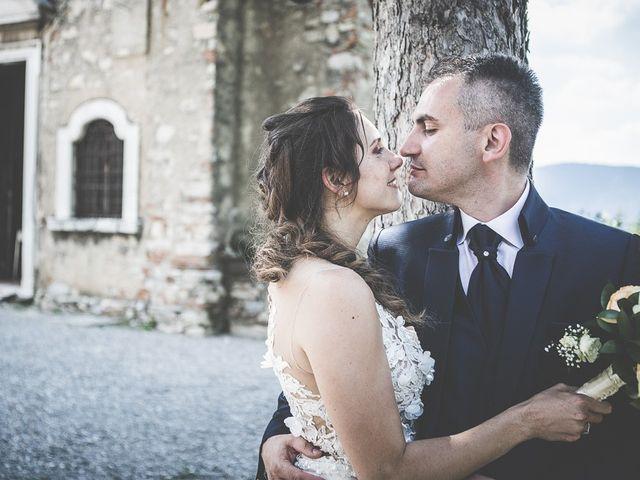 Il matrimonio di Alessandro e Chiara a Settala, Milano 267