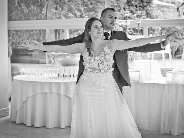 Il matrimonio di Alessandro e Chiara a Settala, Milano 272