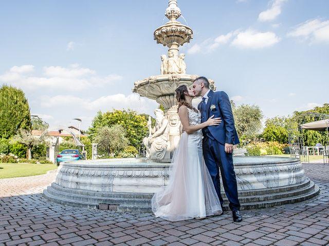 Il matrimonio di Alessandro e Chiara a Settala, Milano 277
