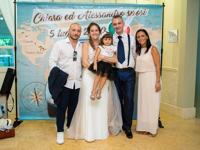 Il matrimonio di Alessandro e Chiara a Settala, Milano 287