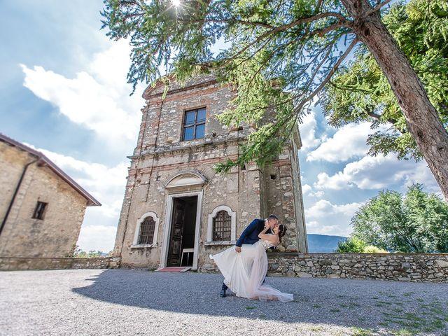 Il matrimonio di Alessandro e Chiara a Settala, Milano 303