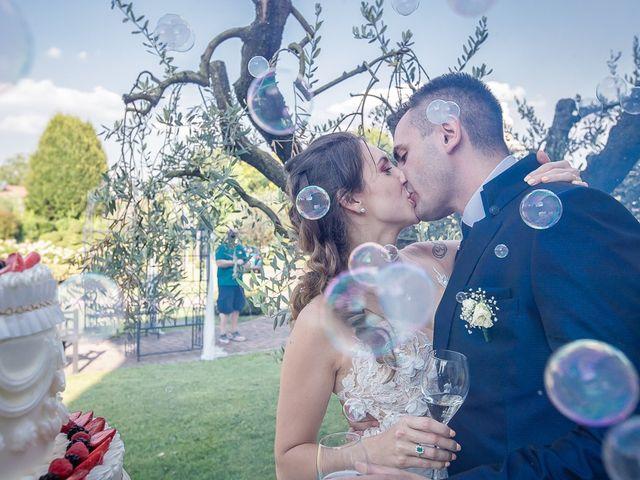 Il matrimonio di Alessandro e Chiara a Settala, Milano 306