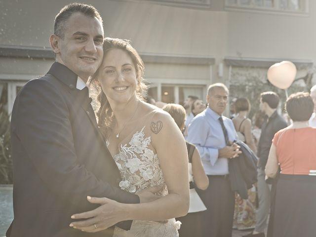 Il matrimonio di Alessandro e Chiara a Settala, Milano 320
