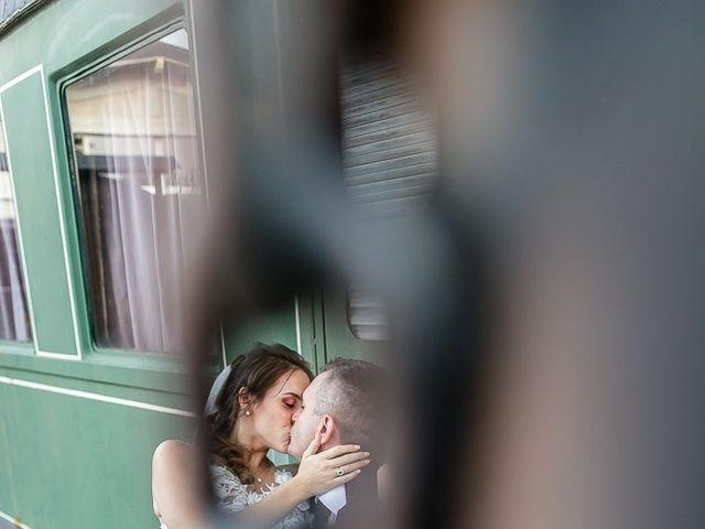 Il matrimonio di Alessandro e Chiara a Settala, Milano 328