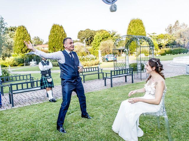 Il matrimonio di Alessandro e Chiara a Settala, Milano 334