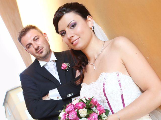 le nozze di Silvia e Claudio