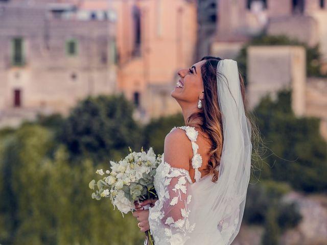Il matrimonio di Mara e Francesco a Gravina in Puglia, Bari 11