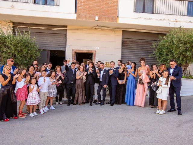 Il matrimonio di Mara e Francesco a Gravina in Puglia, Bari 19