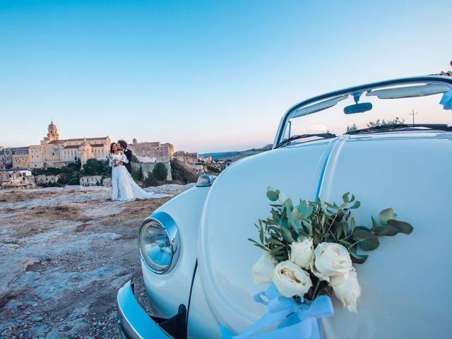Il matrimonio di Mara e Francesco a Gravina in Puglia, Bari 20