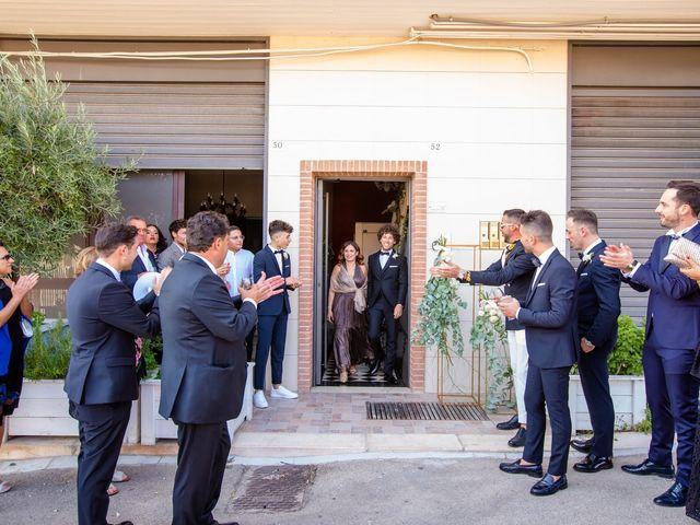 Il matrimonio di Mara e Francesco a Gravina in Puglia, Bari 25
