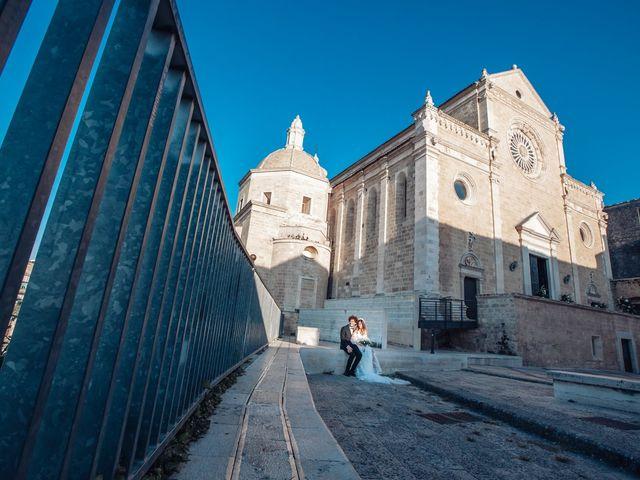 Il matrimonio di Mara e Francesco a Gravina in Puglia, Bari 27