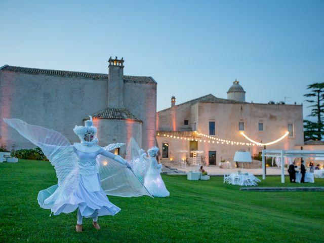 Il matrimonio di Mara e Francesco a Gravina in Puglia, Bari 29