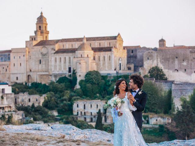 Il matrimonio di Mara e Francesco a Gravina in Puglia, Bari 35
