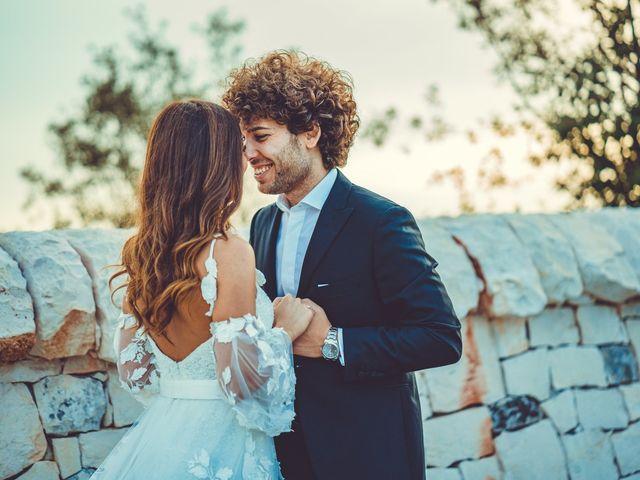 Il matrimonio di Mara e Francesco a Gravina in Puglia, Bari 36