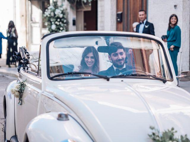 Il matrimonio di Mara e Francesco a Gravina in Puglia, Bari 64