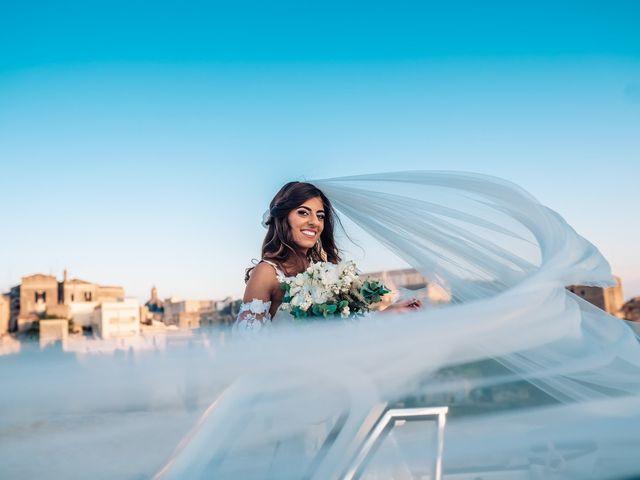 Il matrimonio di Mara e Francesco a Gravina in Puglia, Bari 1
