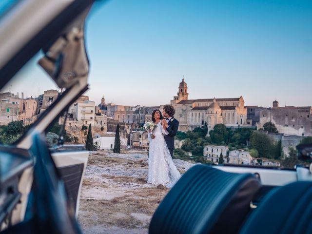 Il matrimonio di Mara e Francesco a Gravina in Puglia, Bari 73