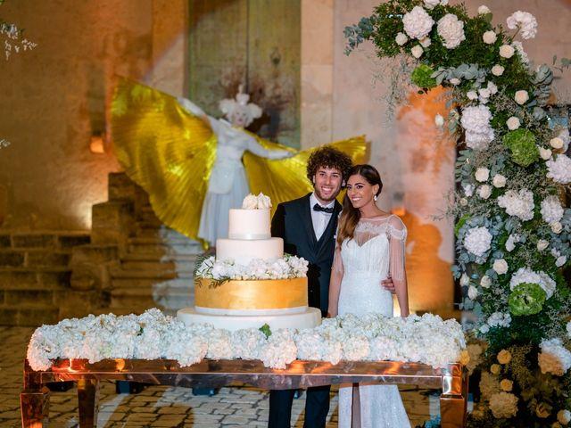 Il matrimonio di Mara e Francesco a Gravina in Puglia, Bari 81