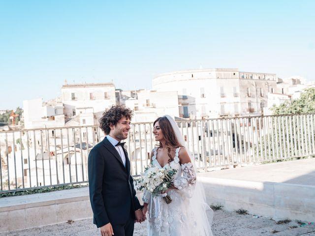 Il matrimonio di Mara e Francesco a Gravina in Puglia, Bari 82