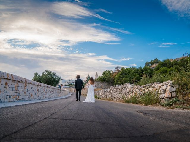 Il matrimonio di Mara e Francesco a Gravina in Puglia, Bari 86