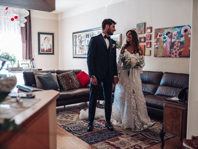 Il matrimonio di Mara e Francesco a Gravina in Puglia, Bari 87
