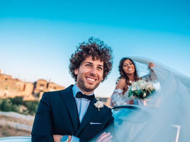 Il matrimonio di Mara e Francesco a Gravina in Puglia, Bari 91