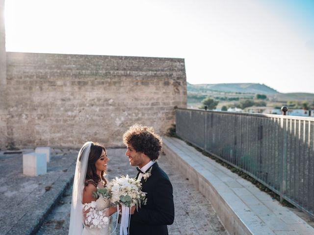 Il matrimonio di Mara e Francesco a Gravina in Puglia, Bari 92