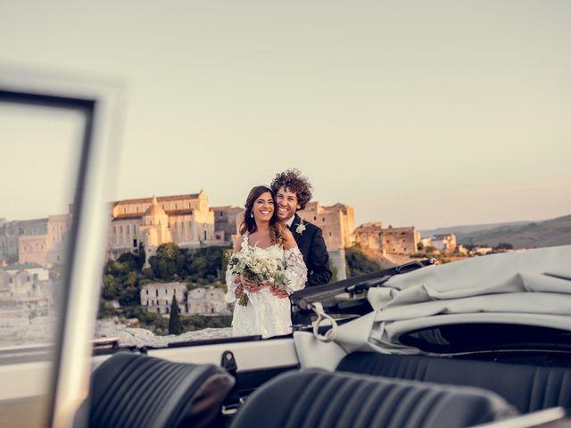 Il matrimonio di Mara e Francesco a Gravina in Puglia, Bari 97