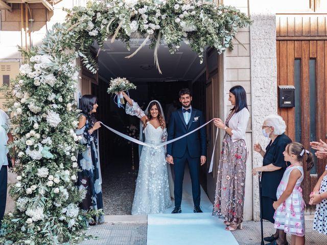 Il matrimonio di Mara e Francesco a Gravina in Puglia, Bari 99