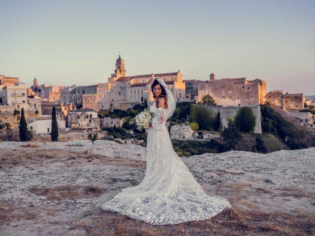 Il matrimonio di Mara e Francesco a Gravina in Puglia, Bari 101