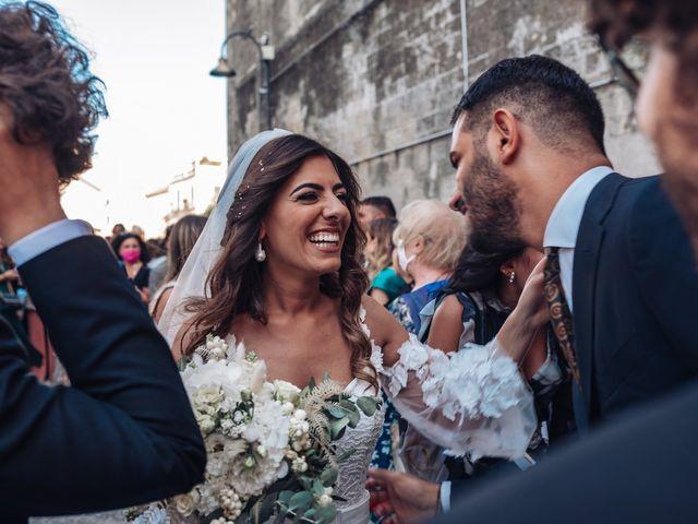 Il matrimonio di Mara e Francesco a Gravina in Puglia, Bari 102
