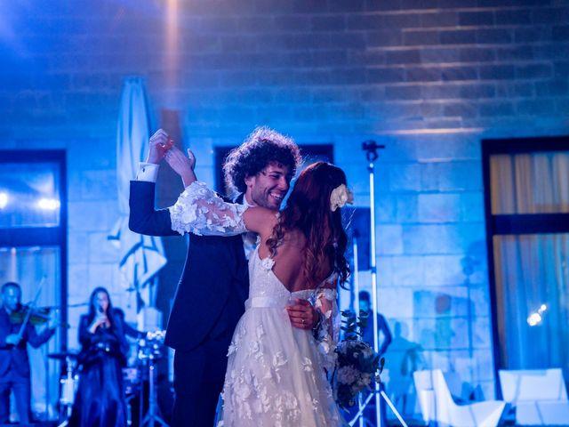 Il matrimonio di Mara e Francesco a Gravina in Puglia, Bari 104