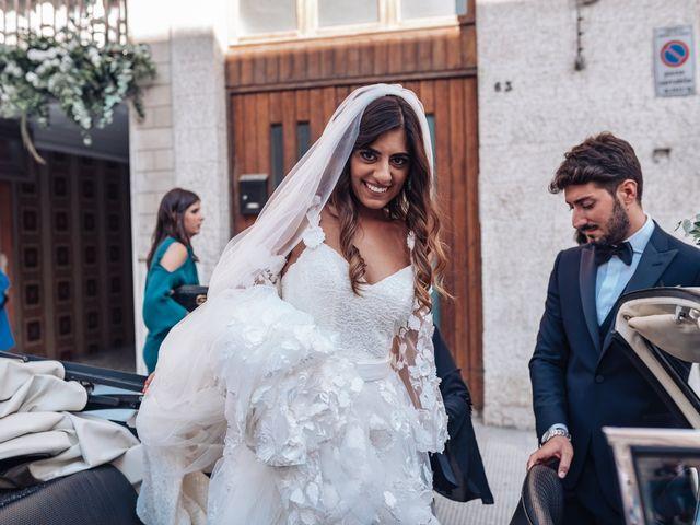 Il matrimonio di Mara e Francesco a Gravina in Puglia, Bari 105