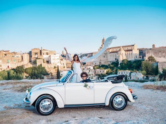 Il matrimonio di Mara e Francesco a Gravina in Puglia, Bari 107