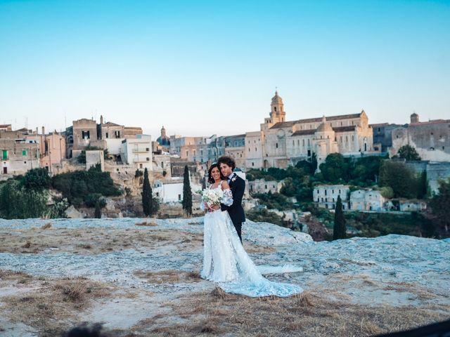 Il matrimonio di Mara e Francesco a Gravina in Puglia, Bari 110