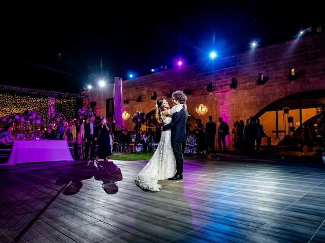 Il matrimonio di Mara e Francesco a Gravina in Puglia, Bari 111