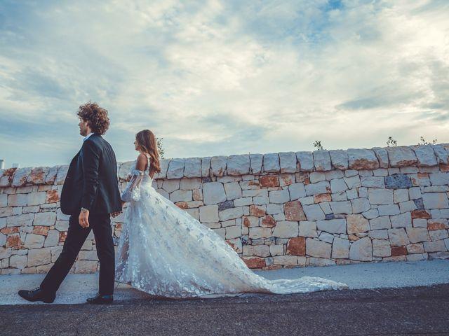 Il matrimonio di Mara e Francesco a Gravina in Puglia, Bari 112