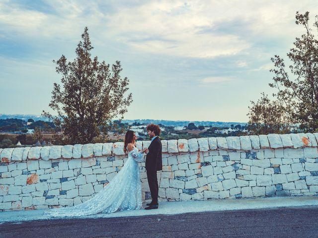 Il matrimonio di Mara e Francesco a Gravina in Puglia, Bari 118