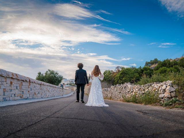 Il matrimonio di Mara e Francesco a Gravina in Puglia, Bari 119