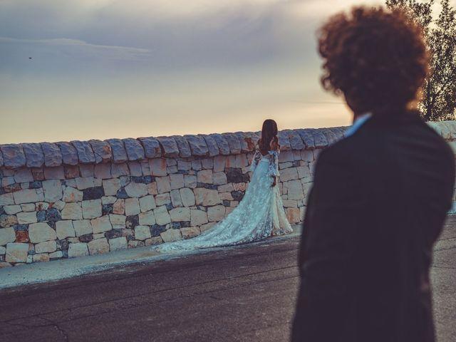 Il matrimonio di Mara e Francesco a Gravina in Puglia, Bari 121