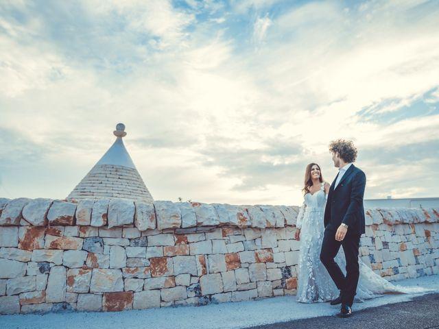 Il matrimonio di Mara e Francesco a Gravina in Puglia, Bari 124