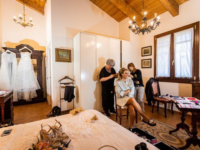 Il matrimonio di Alessio e Floriana a Comacchio, Ferrara 6