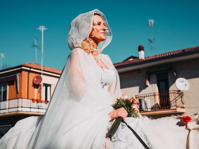 Il matrimonio di Alessio e Floriana a Comacchio, Ferrara 15