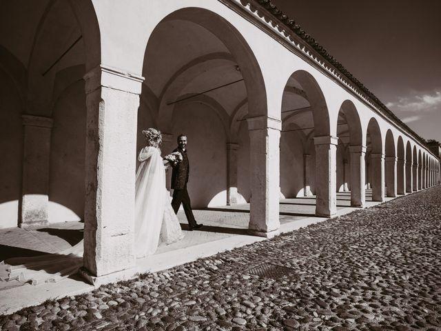 Il matrimonio di Alessio e Floriana a Comacchio, Ferrara 43