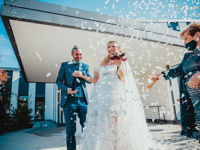 Il matrimonio di Alessio e Floriana a Comacchio, Ferrara 45