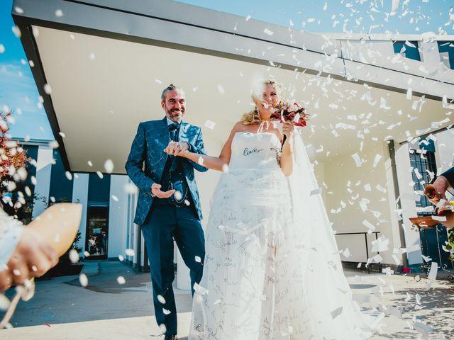 Il matrimonio di Alessio e Floriana a Comacchio, Ferrara 46