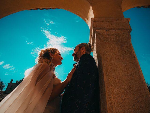 Il matrimonio di Alessio e Floriana a Comacchio, Ferrara 50